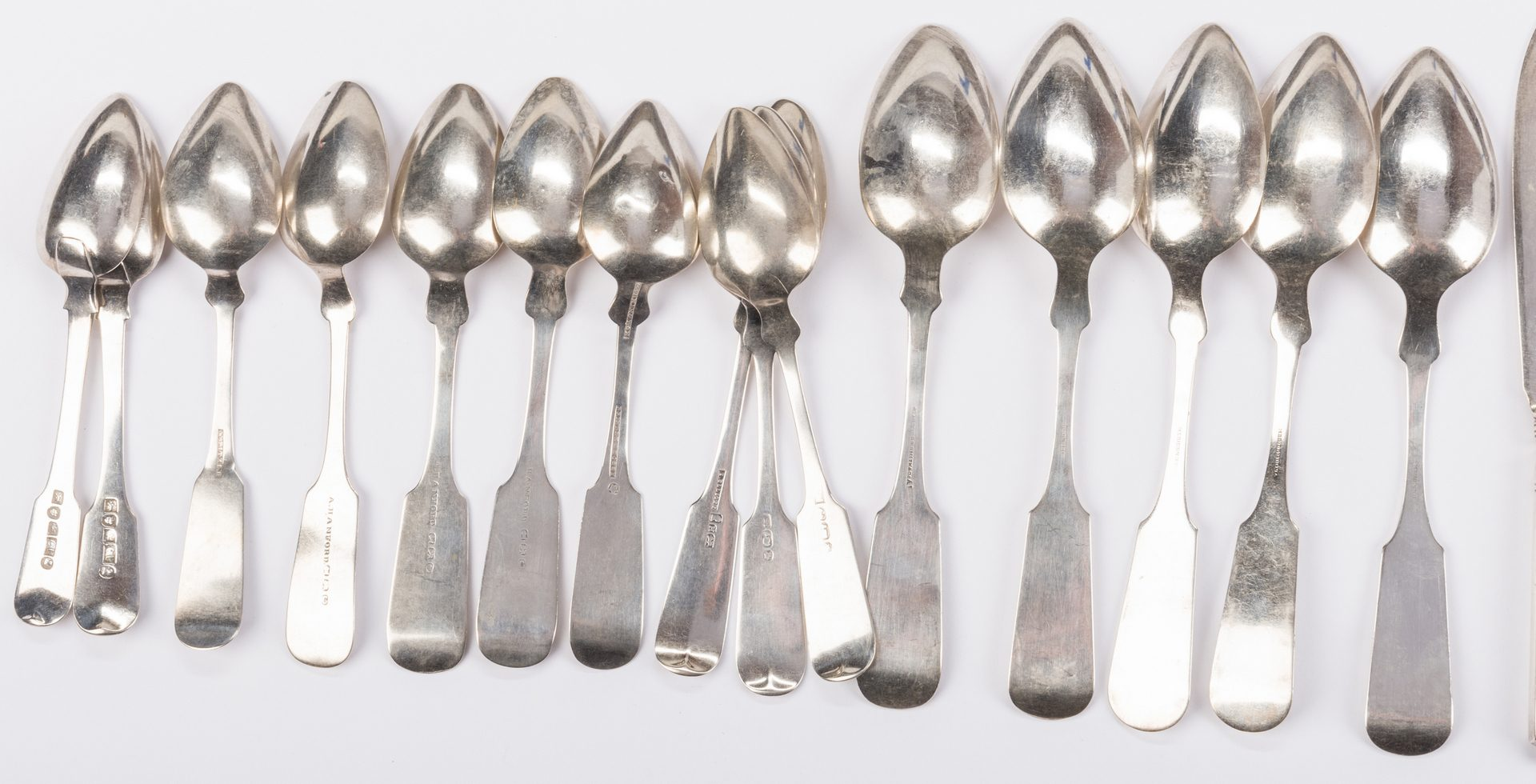 Lot 704: Grouping Coin & Sterling Silver, 29 pcs