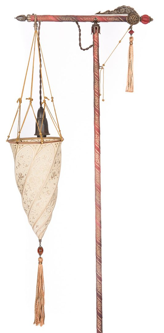 Lot 728: Venetia Studium 'Cesendello' Floor Lamp & Wall Sconces, 3 items