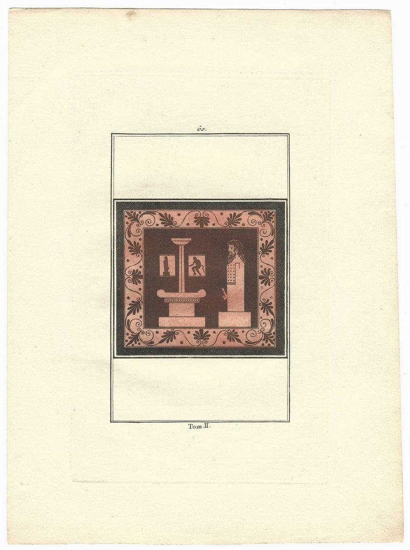 Lot 746: 5 Sir William Hamilton Classical Engravings