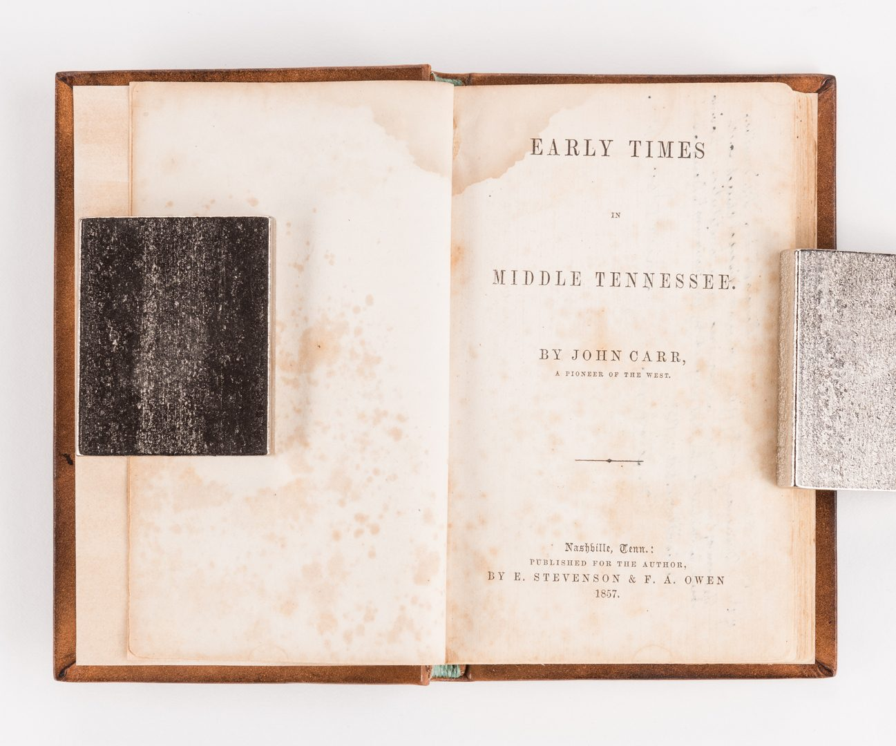 Lot 769: 10 Tennessee Related Books