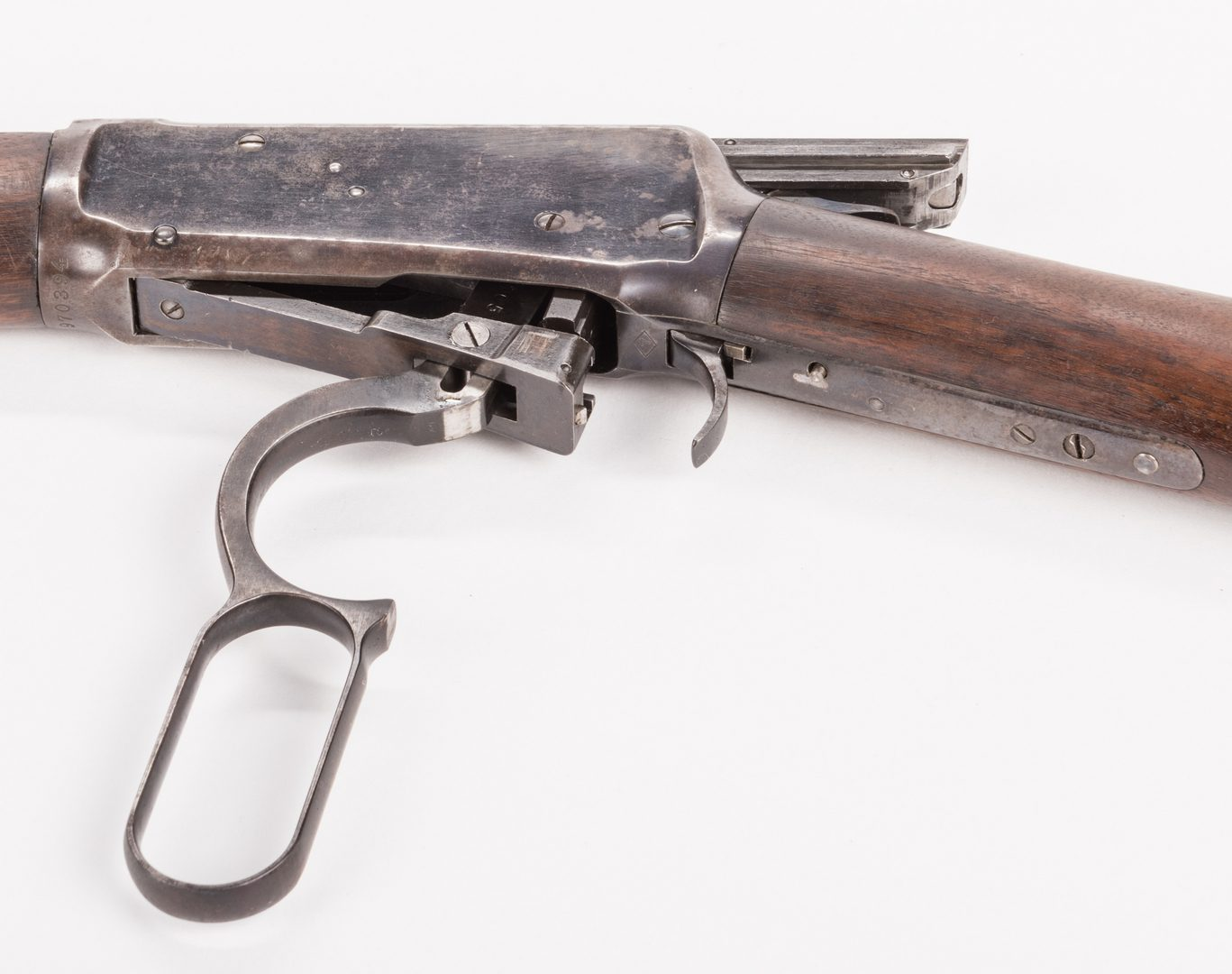 Lot 790: Winchester Model 1894 30-30 Win Lever Action Rifle