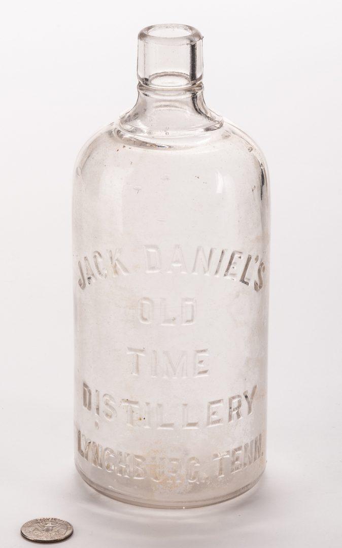 Lot 797: Jack Daniel's Old Time Whiskey Bottle