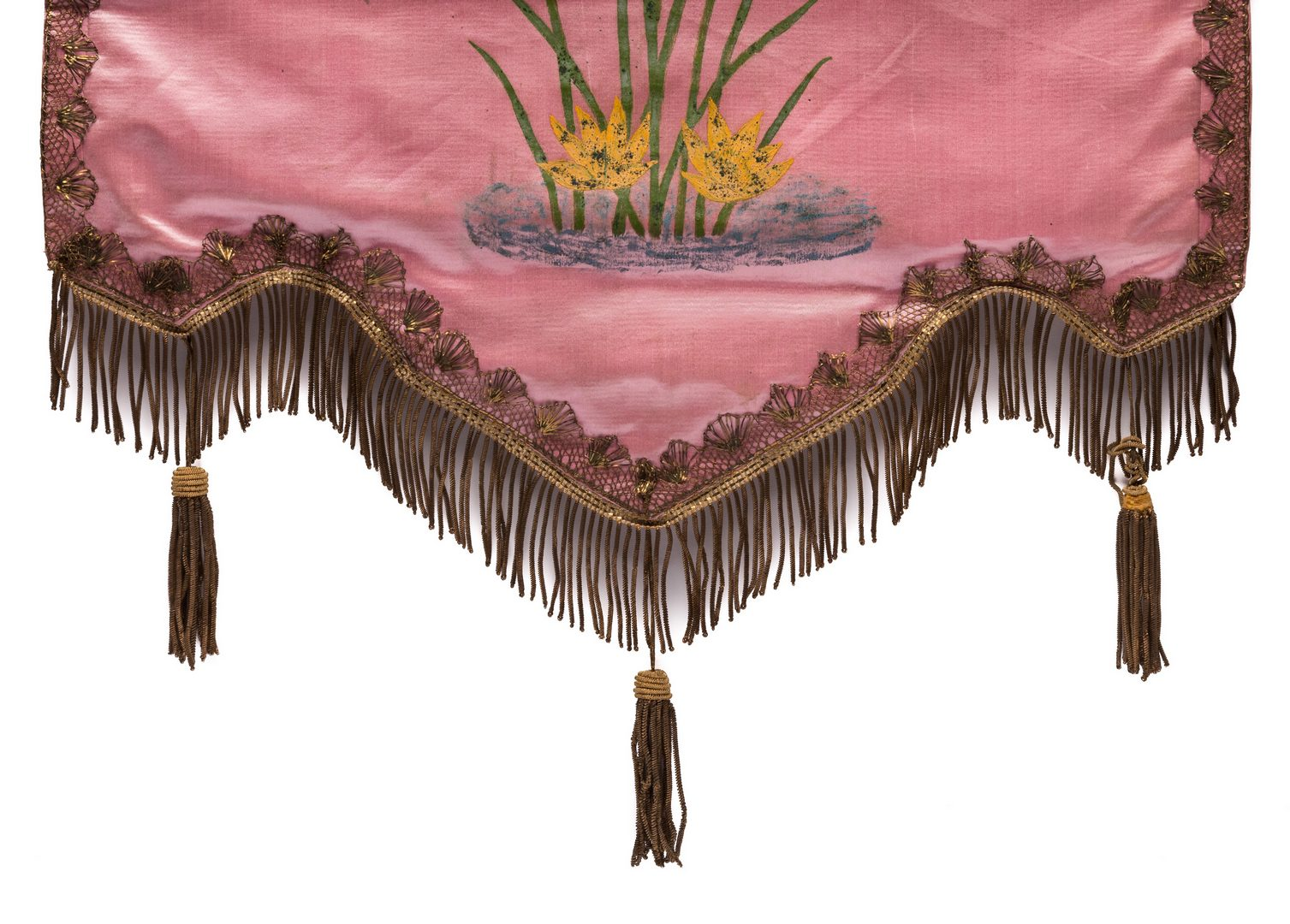 Lot 807: 4 Fraternal Odd Fellows Banners in Box