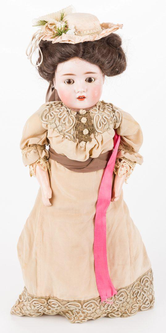 Lot 831: 2 Armand Marseilles Dolls