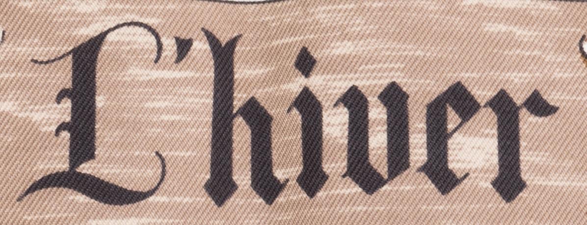 Lot 835: 2 Hermes Ladies Silk Scarves