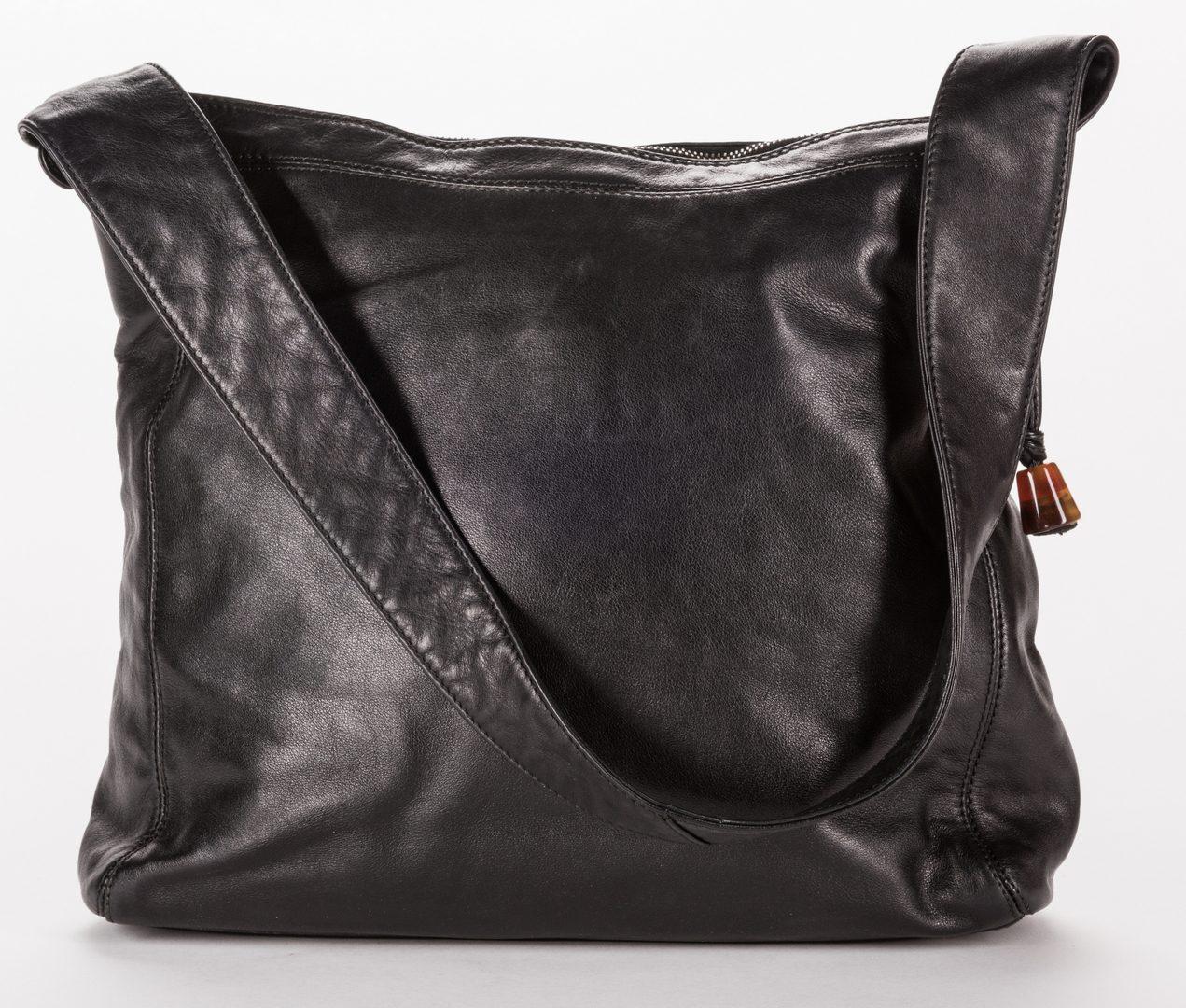 Lot 838: 2 Chanel handbags/2 Chanel pins