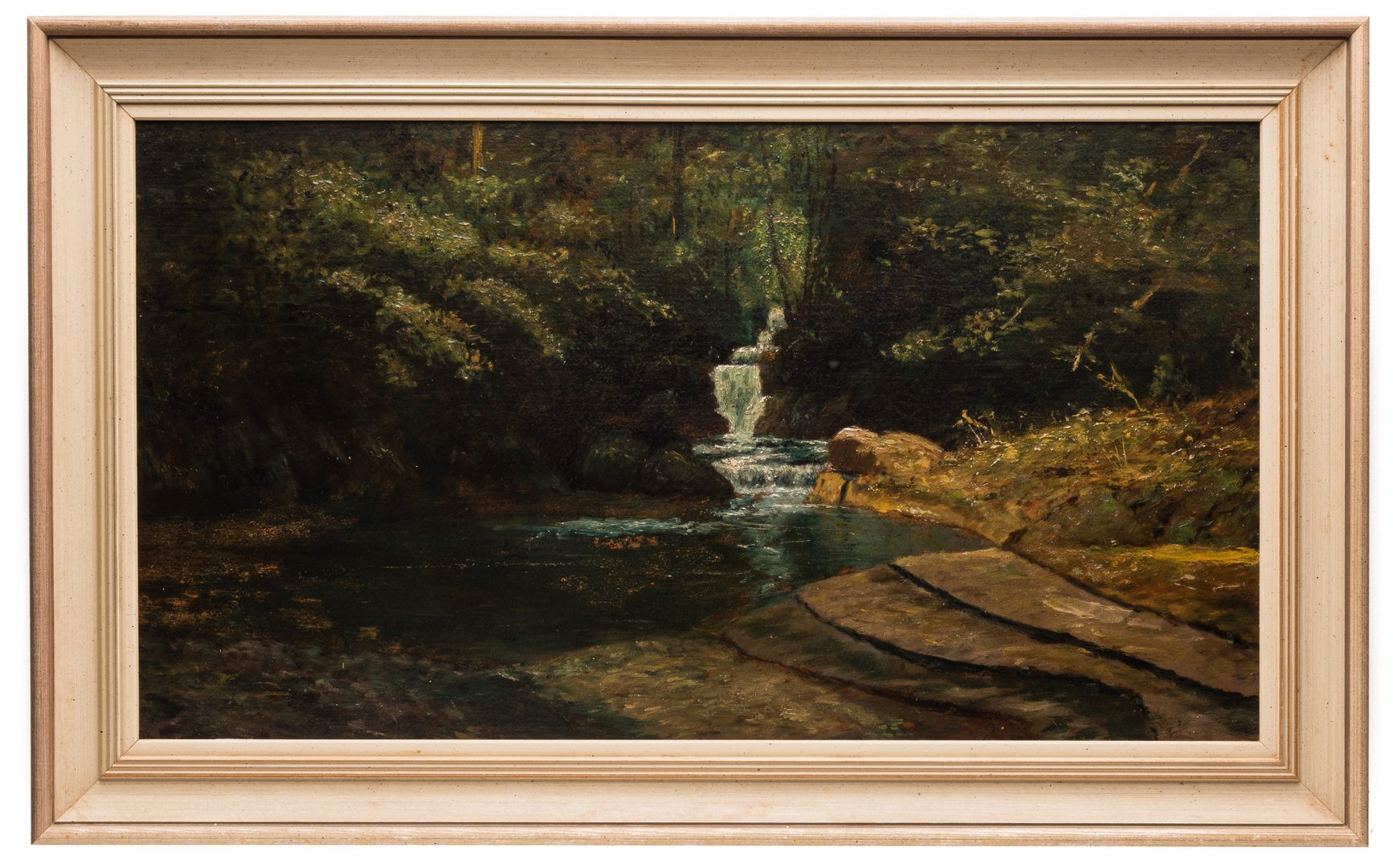 Lot 849: Fluhart Williams O/B Landscape