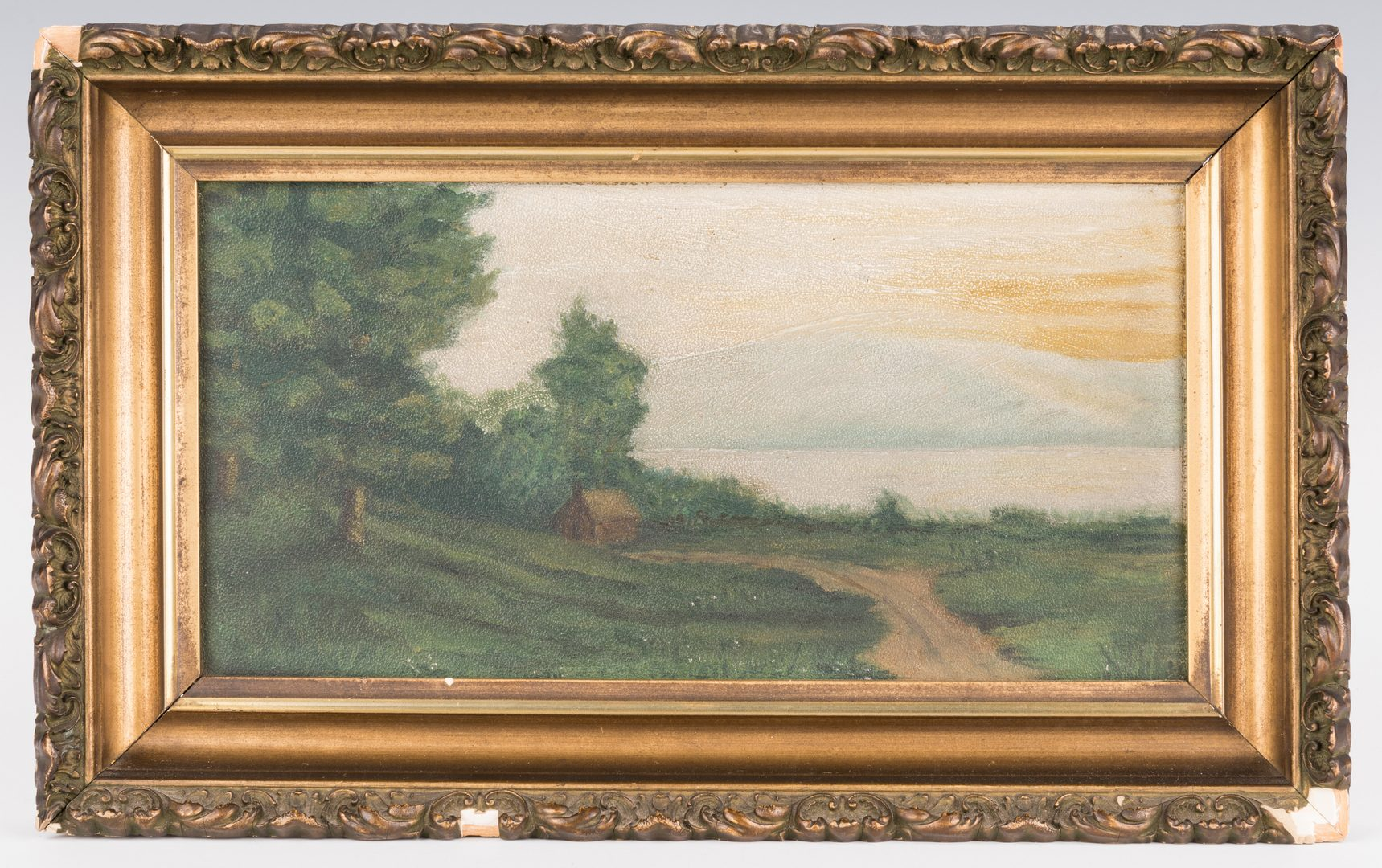 Lot 147: 2 American Landscapes, inc. Impressionist