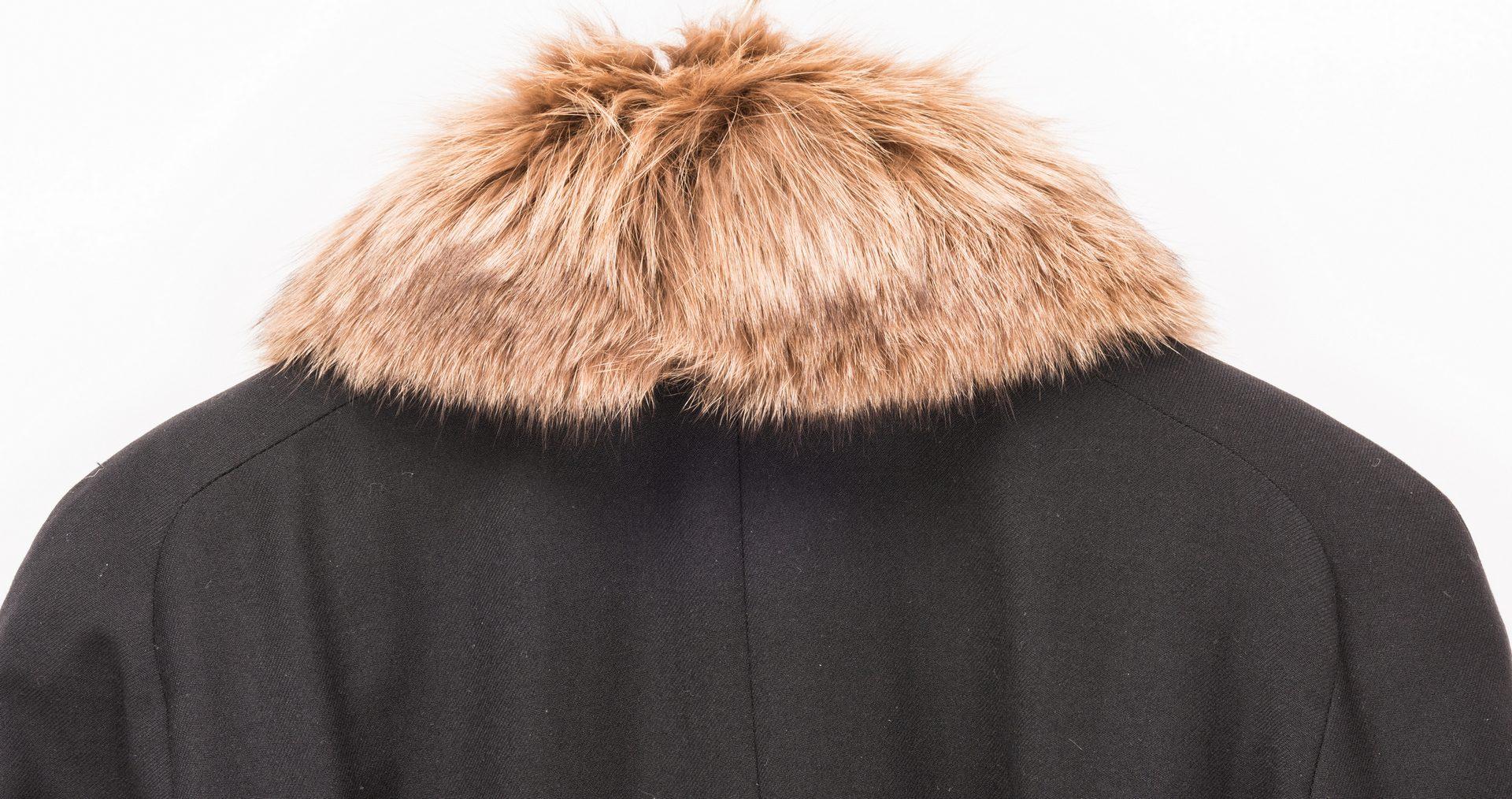 Lot 194: Vintage Don Sayres Mink Trimmed Jacket