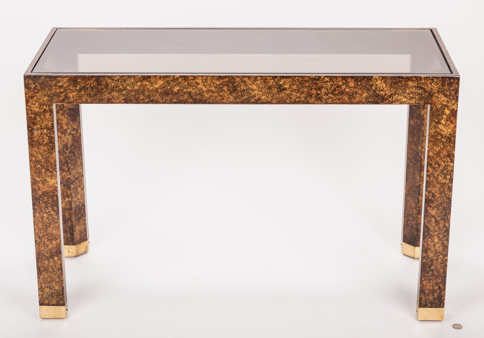 Lot 198: Mid Century Console Table