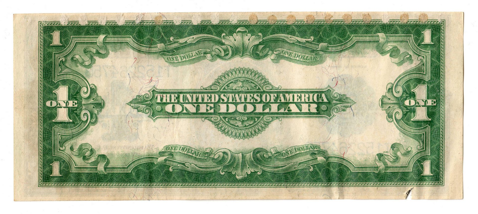 """Lot 20: Four 20th Cent. U.S. $1 Notes, inc. 3 """"Horse Blankets"""""""