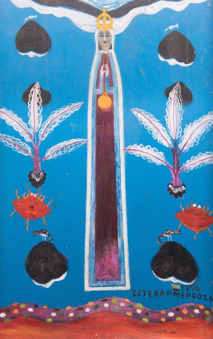 Lot 227: 3 Folk Artworks, 20th century