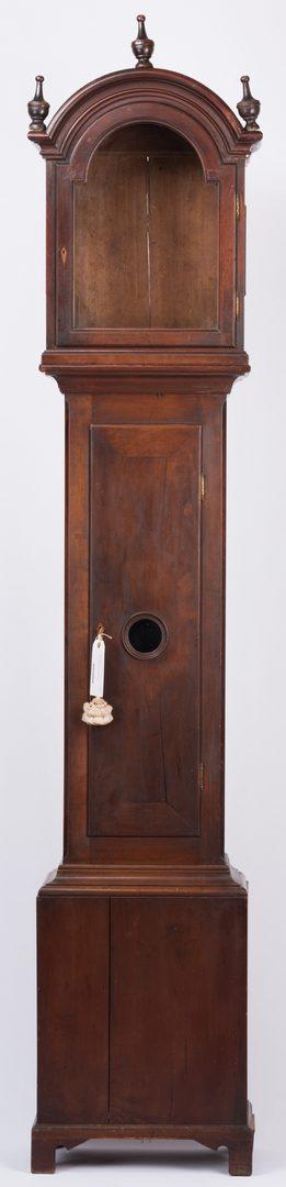 Lot 175: Salem, North Carolina Tall Case Clock