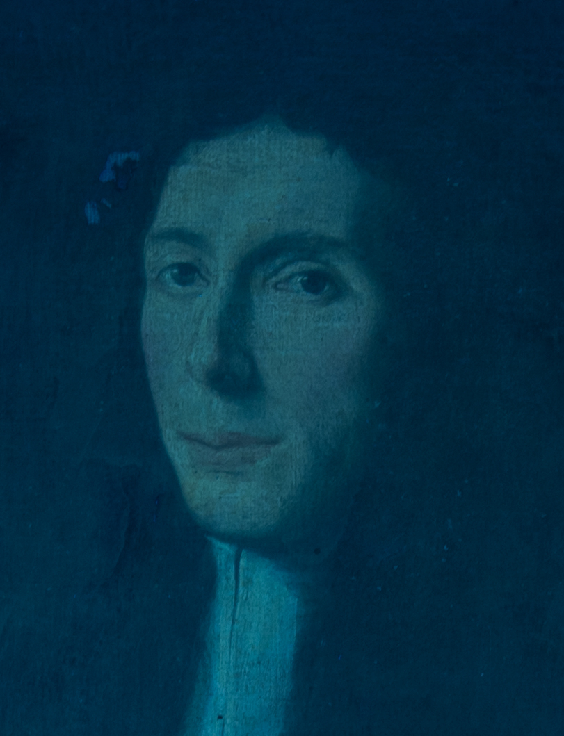 Lot 306: 17th C. Portrait of a Magistrate
