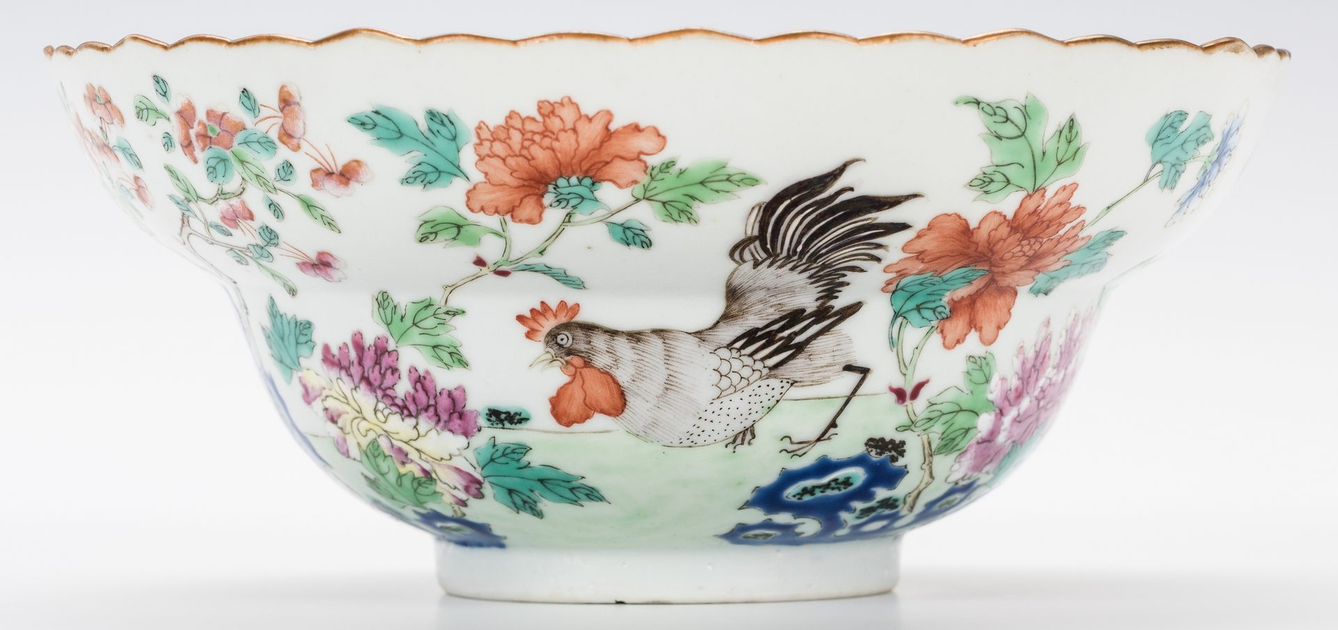 Lot 336: 2 Chinese porcelains, 1 w/ Chenghua mark