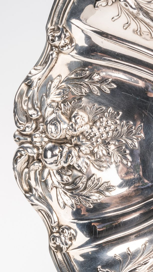 Lot 401: Francis I Sterling Centerpiece Bowl