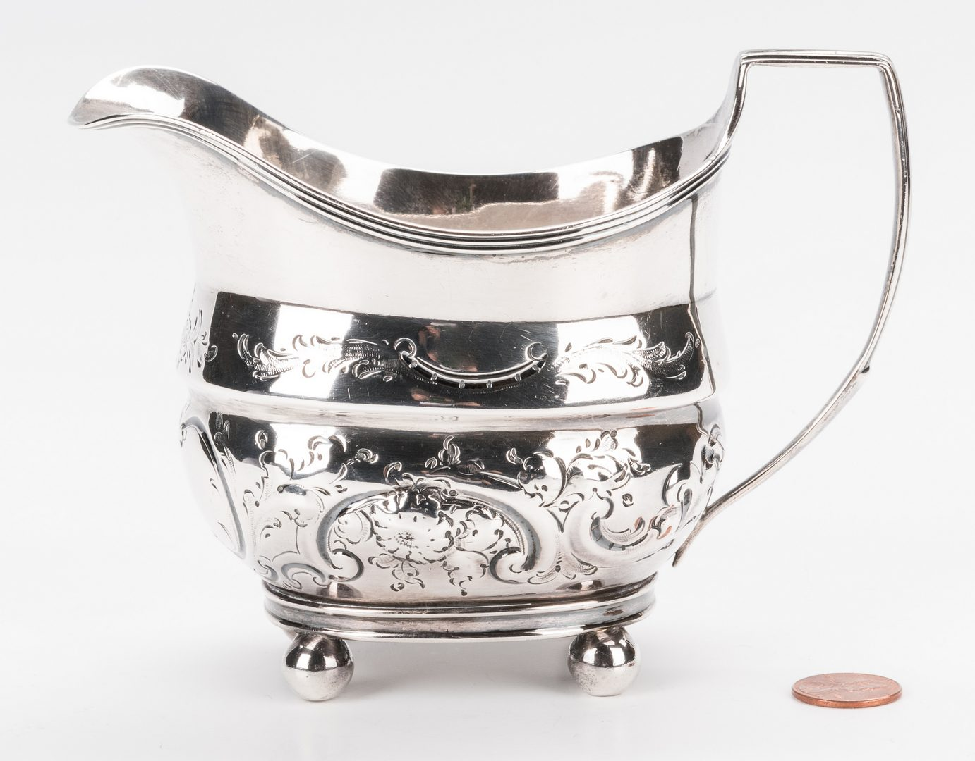 Lot 409: 21 Assorted Sterling Silver Items