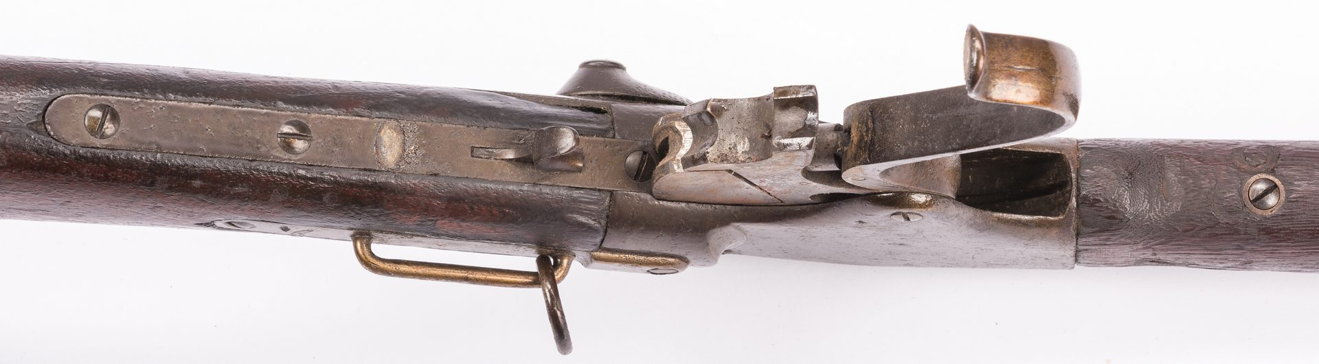 Lot 503: Civil War Model 1860 Spencer Repeating Carbine