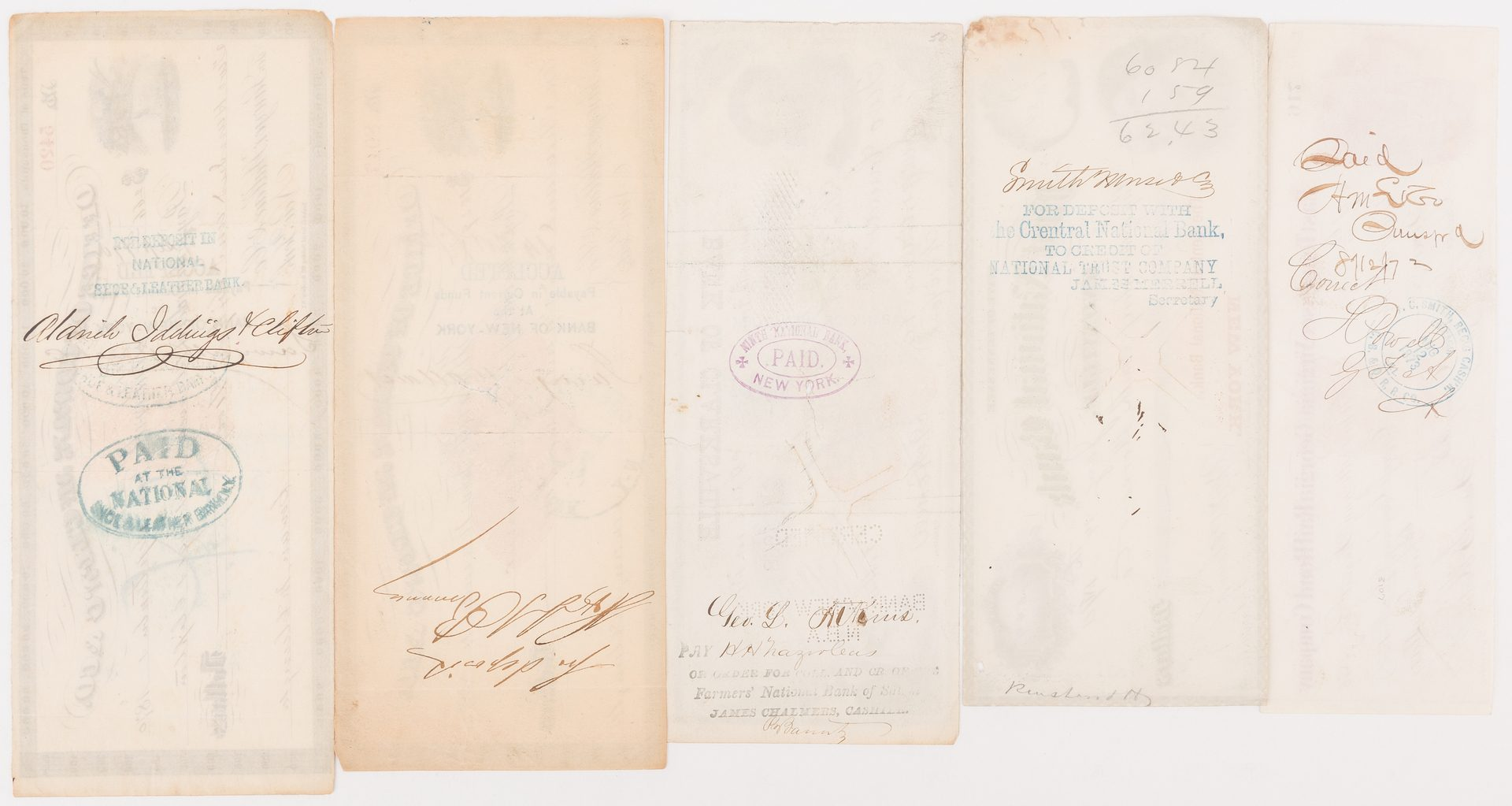 Lot 514: 10 Southern documents, inc. Pre Mexican War letter, Brownlow Autograph