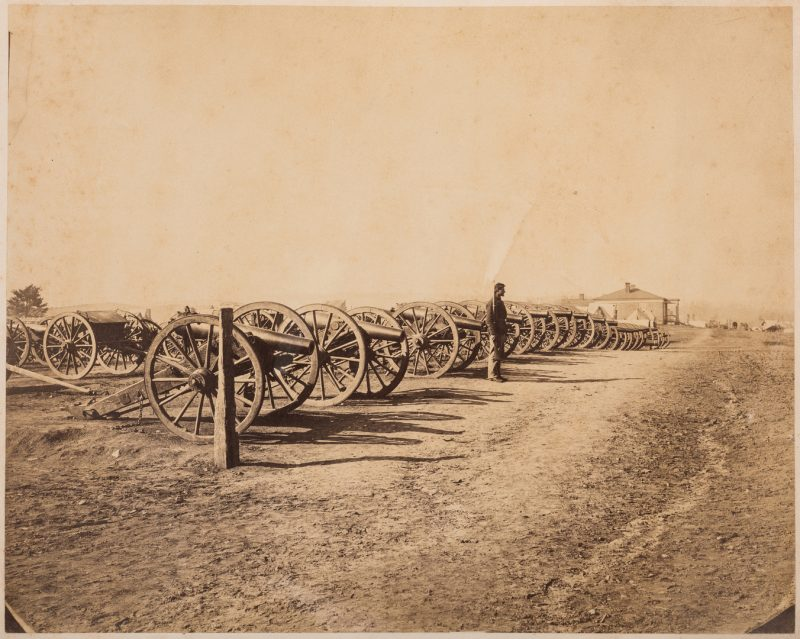Lot 518: Civil War Photograph, Battle of Chattanooga