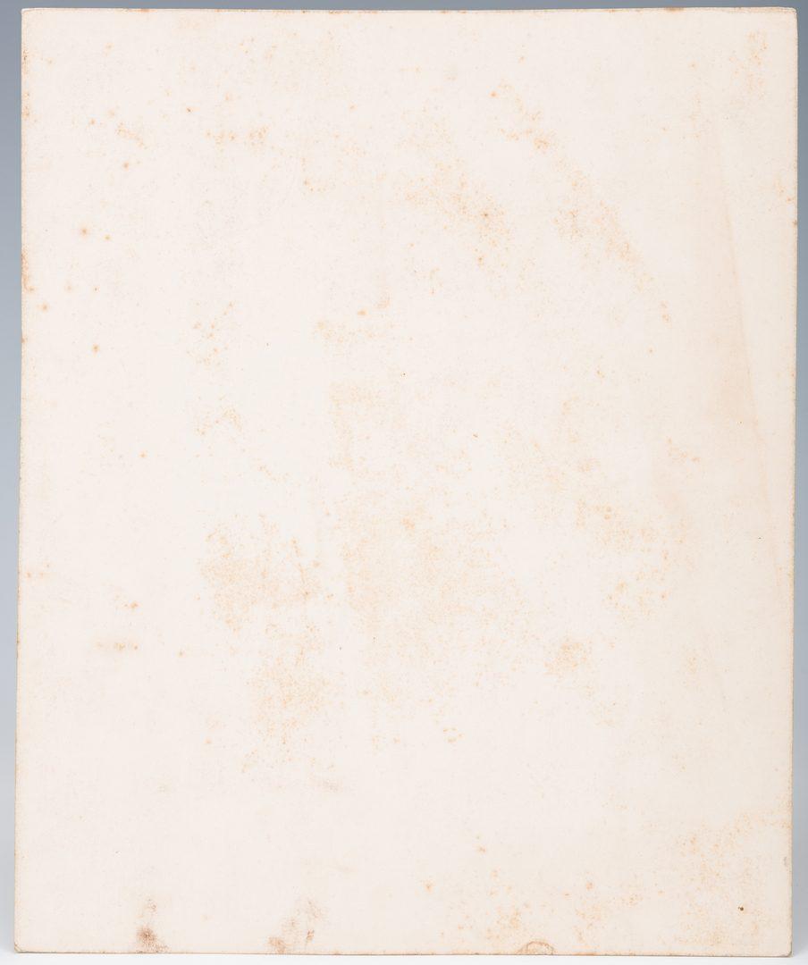 Lot 520: Civil War Drawing & Photograph, 2 items