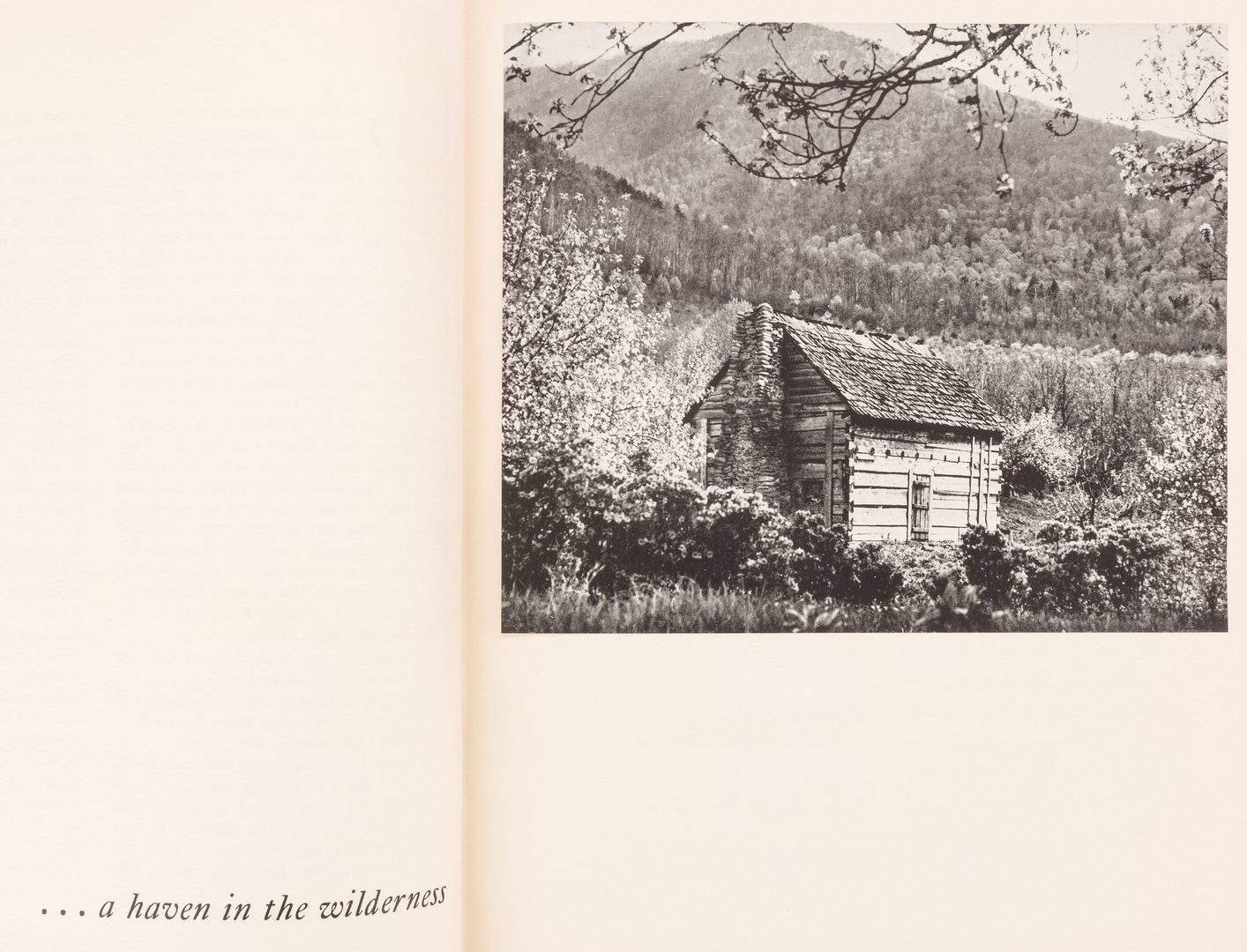 Lot 547: Valhalla in the Smokies, Maxwell/ Exline, 1938