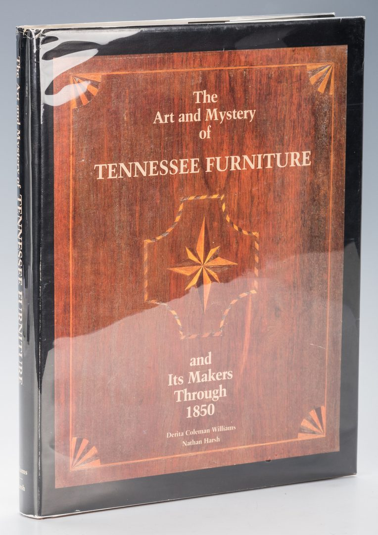 Lot 548: Book: Art & Mystery of TN Furniture