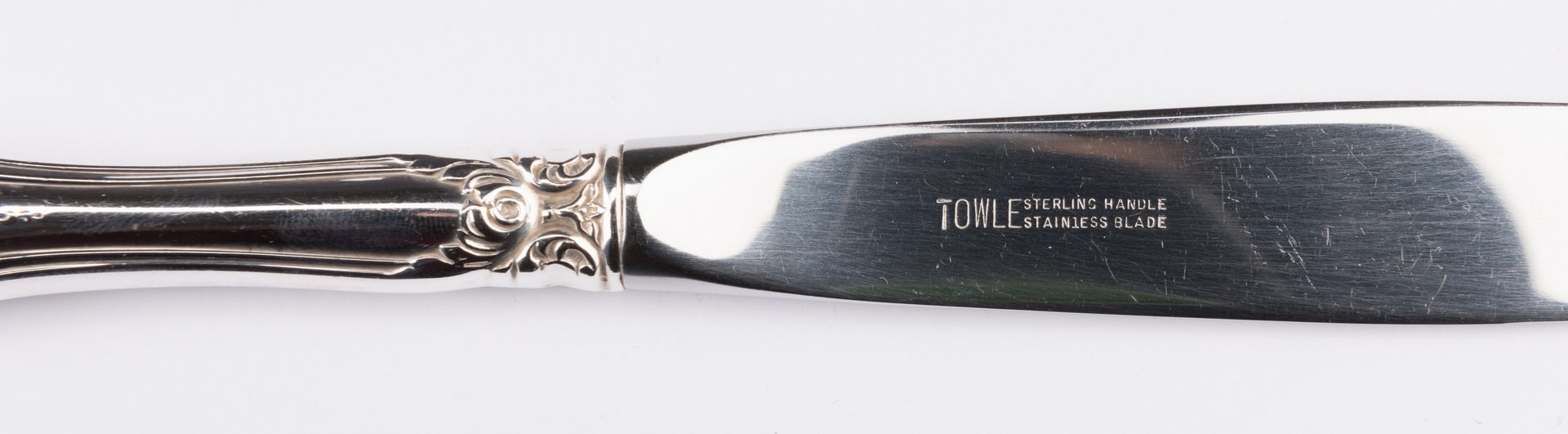 Lot 567: Towle Old Master Flatware, 57 pcs.