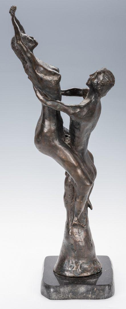 Lot 597: 2 Nude Bronze Sculptures, A. Umlauf