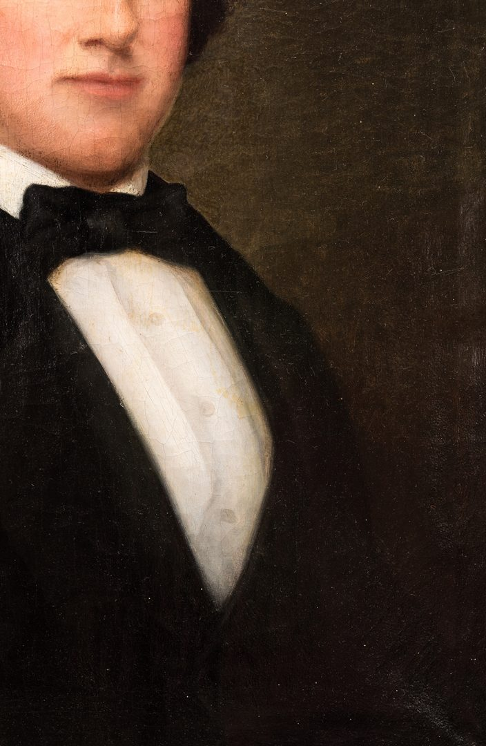 Vanderlyn, Jr., O/C, James F. Wilkes TN Portrait