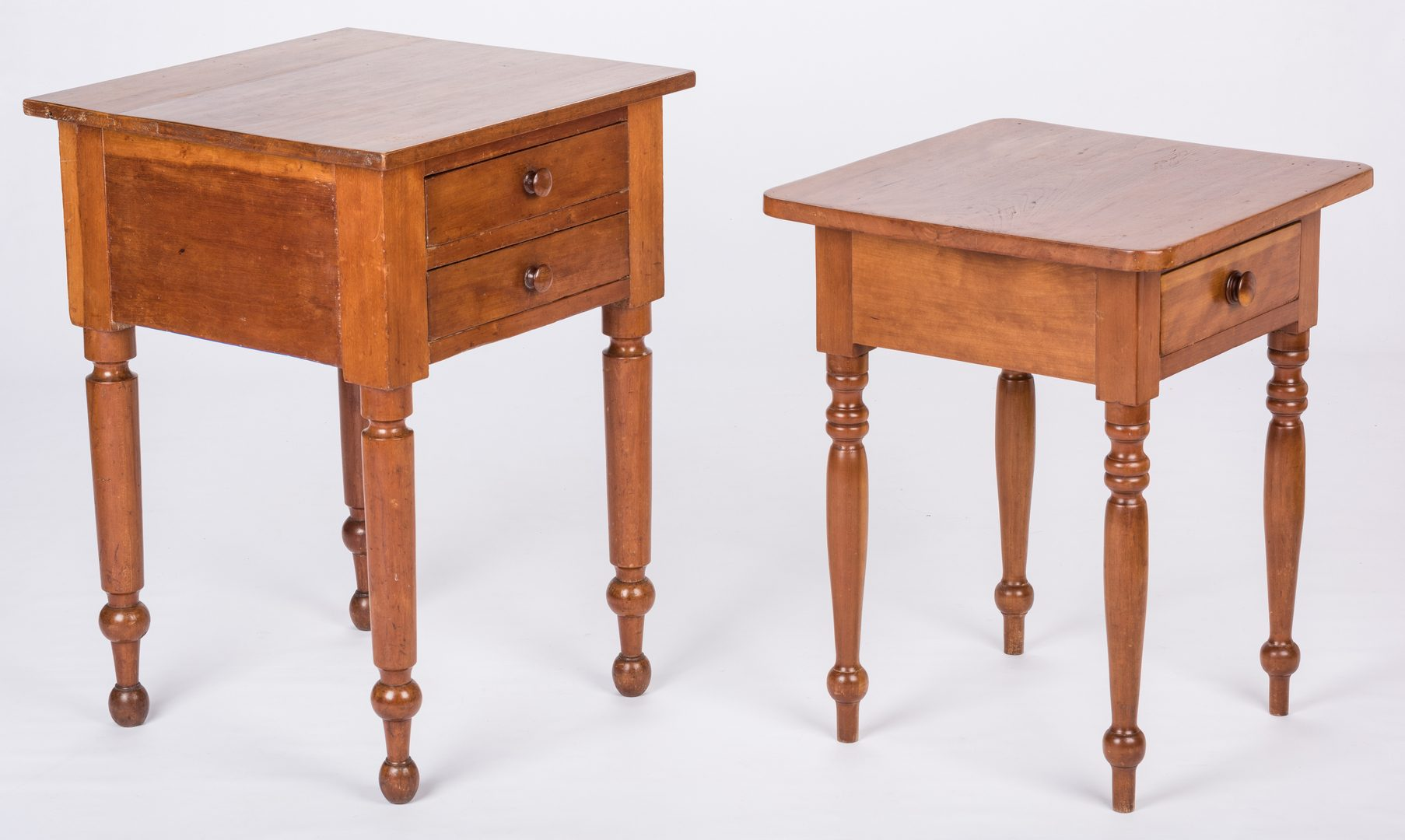Lot 634: 2 Southern Work Tables, inc. Greene County, TN