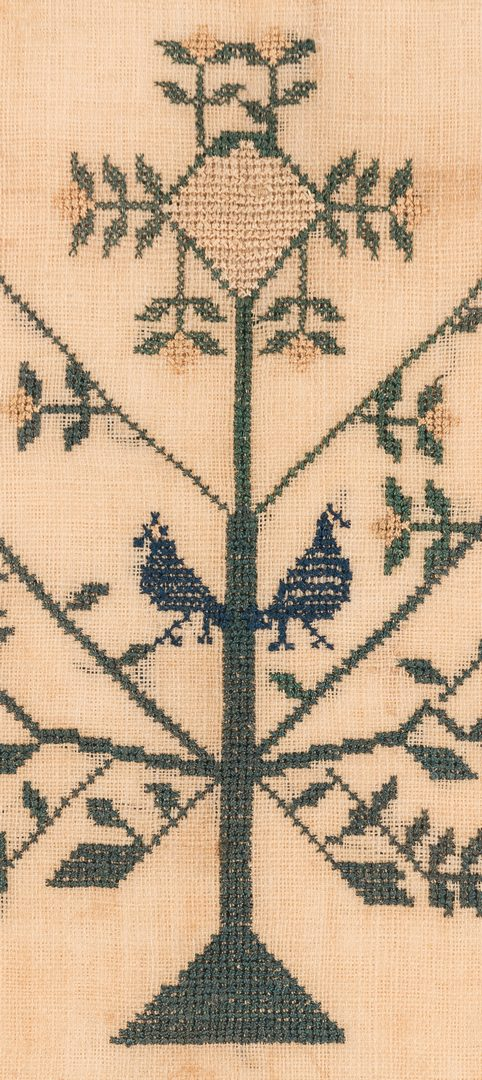 Lot 640: Lucy Davis, African Missionary Sampler