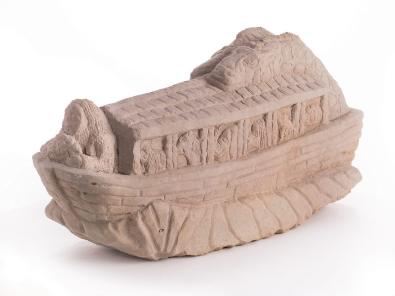 Lot 659: Tim Lewis Noah's Ark Sculpture