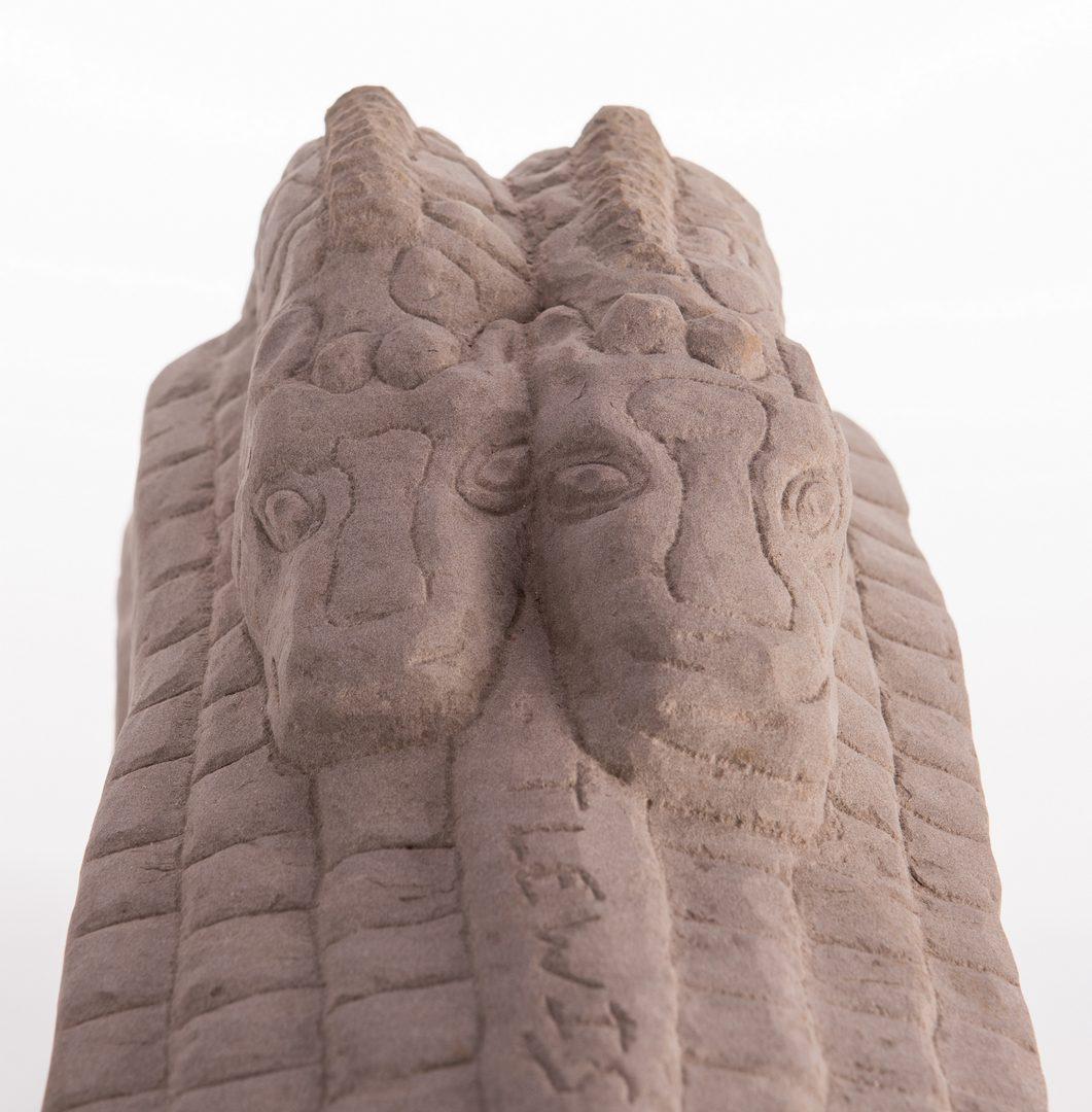Lot 659: Tim Lewis Noah's Ark Sculpture