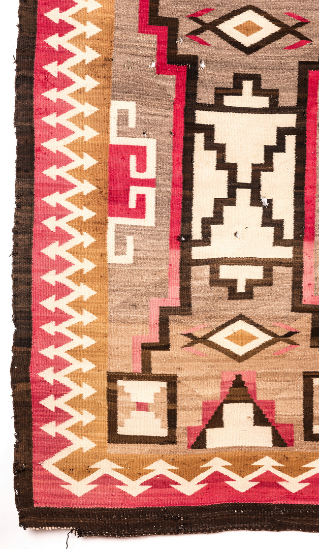 Lot 678 3 Navajo Rugs