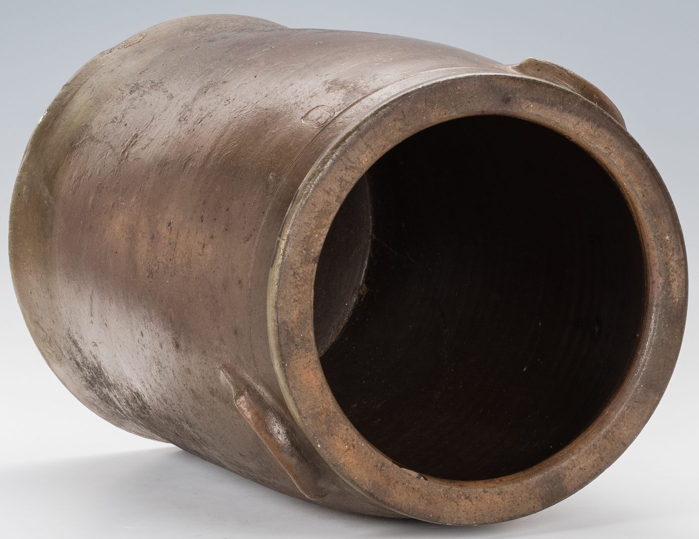 Lot 739: John Bauer Louisville, KY Stoneware Jar
