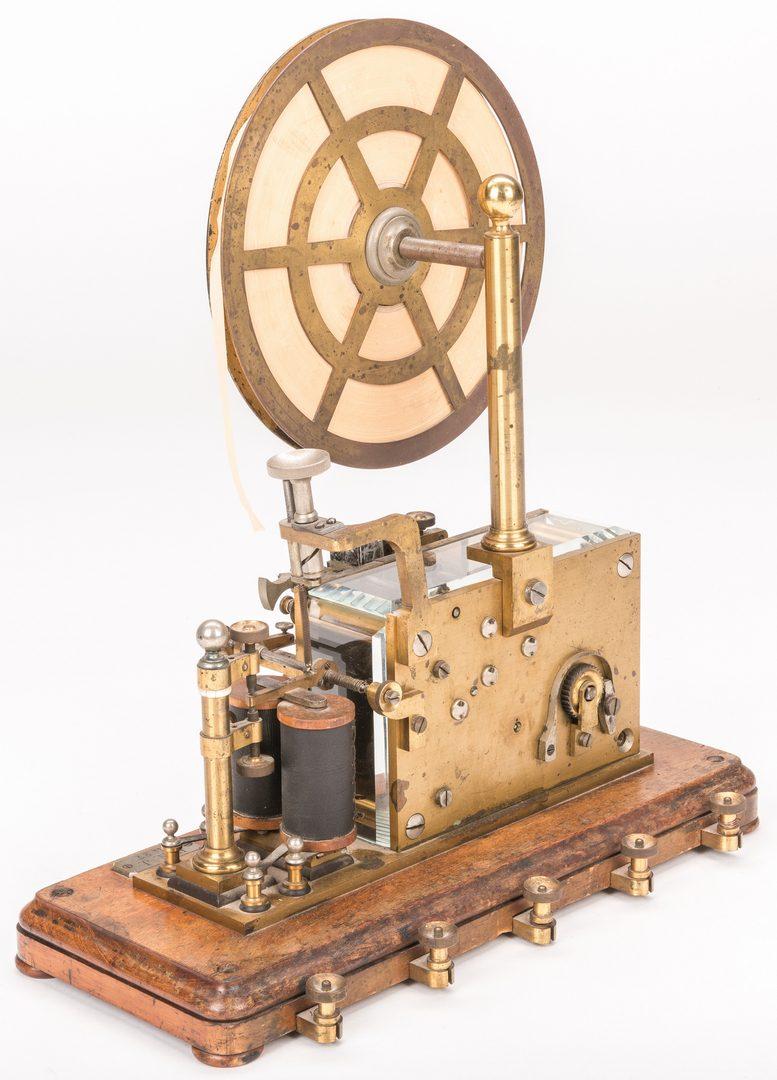 Lot 775: Ericsson Brass Telegraph c. 1895