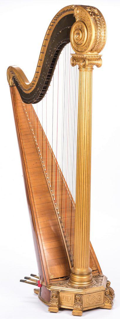Lot 779: Lyon & Healy Harp