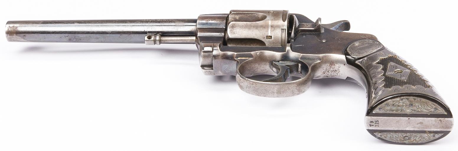 Lot 793: Colt Model 1895 New Army & Navy Revolver, .41 Caliber
