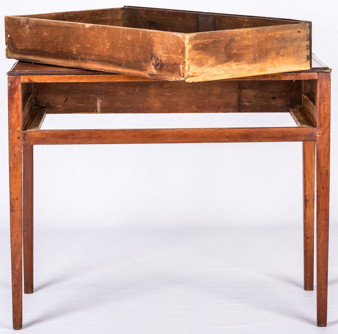 Lot 825: American Hepplewhite Serving Table