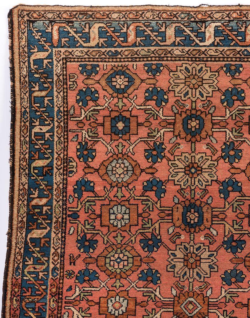 Lot 836: Antique Persian Senna Baft Hamadan