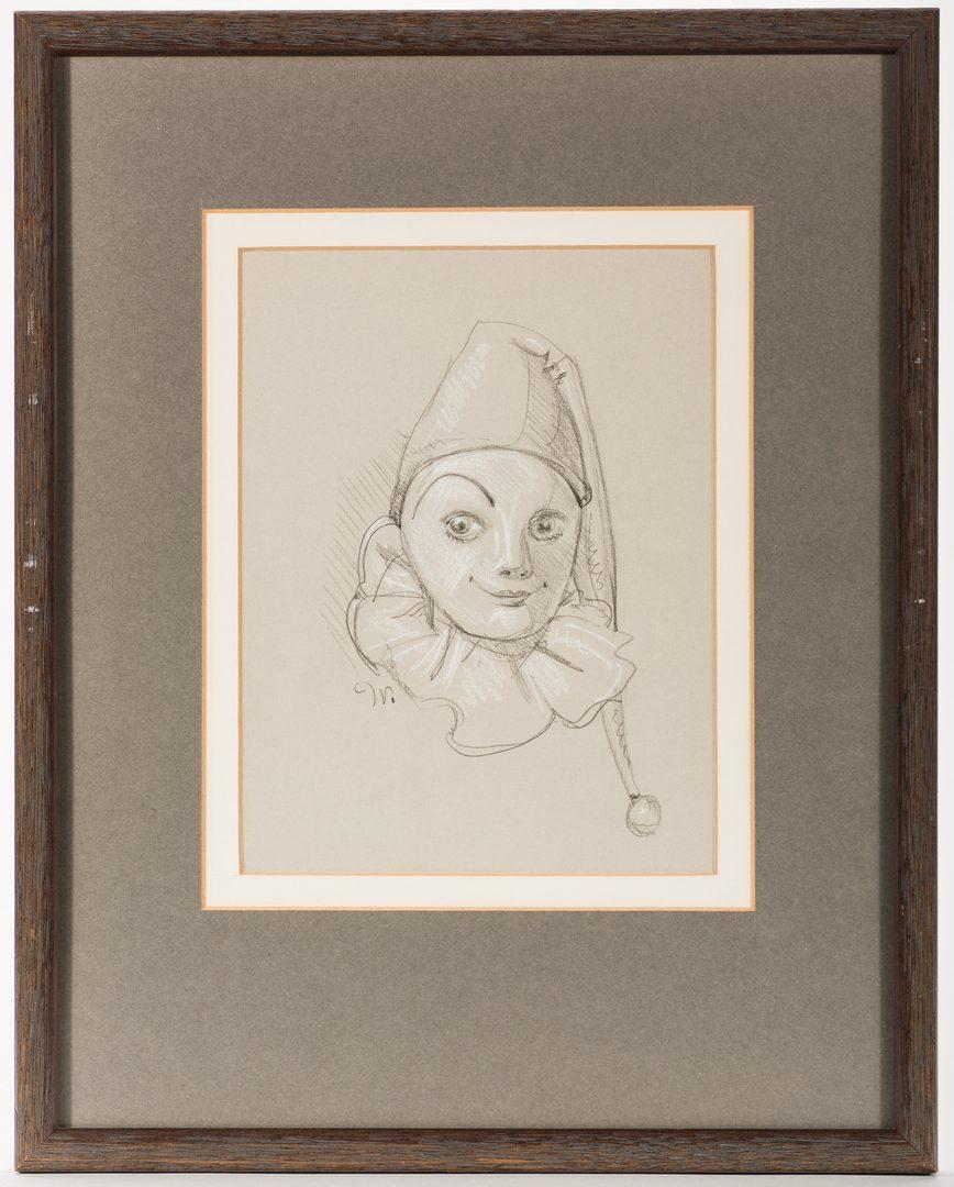 Lot 106: 3 Werner Wildner Drawings