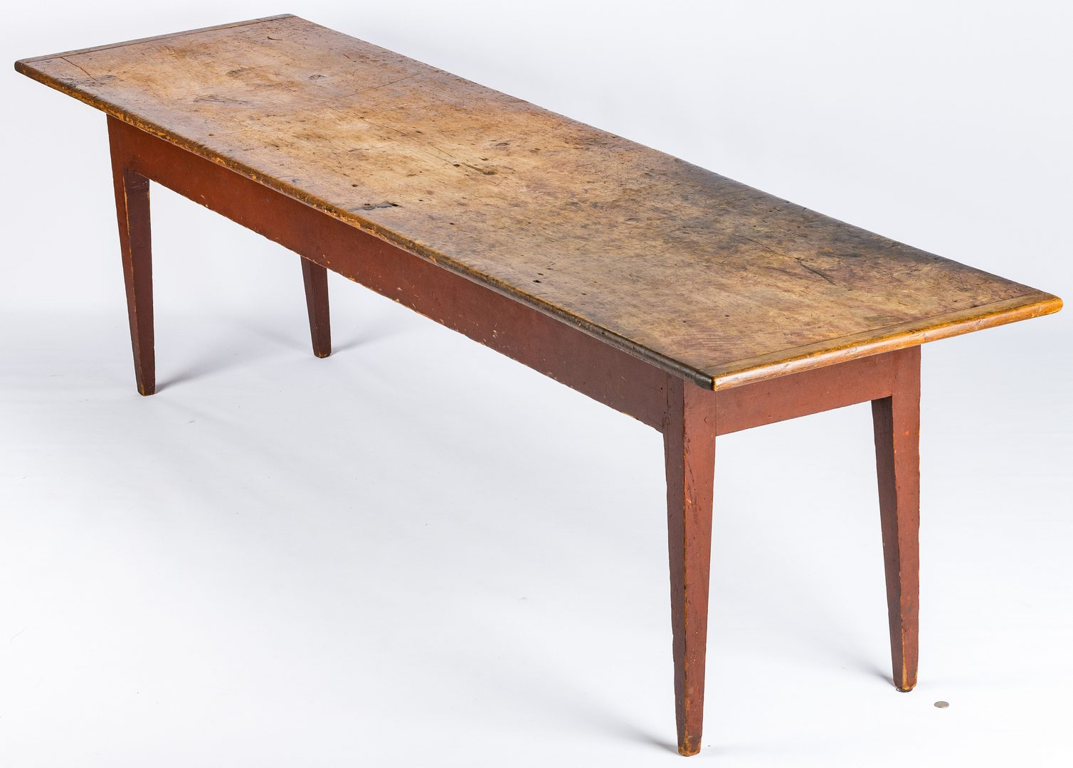 Lot 141: Mid-Atlantic or Southern Harvest Table