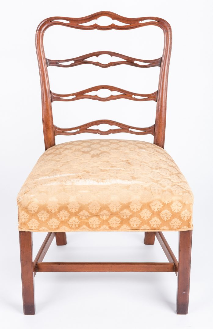 Lot 143: Chair with Mount Vernon History