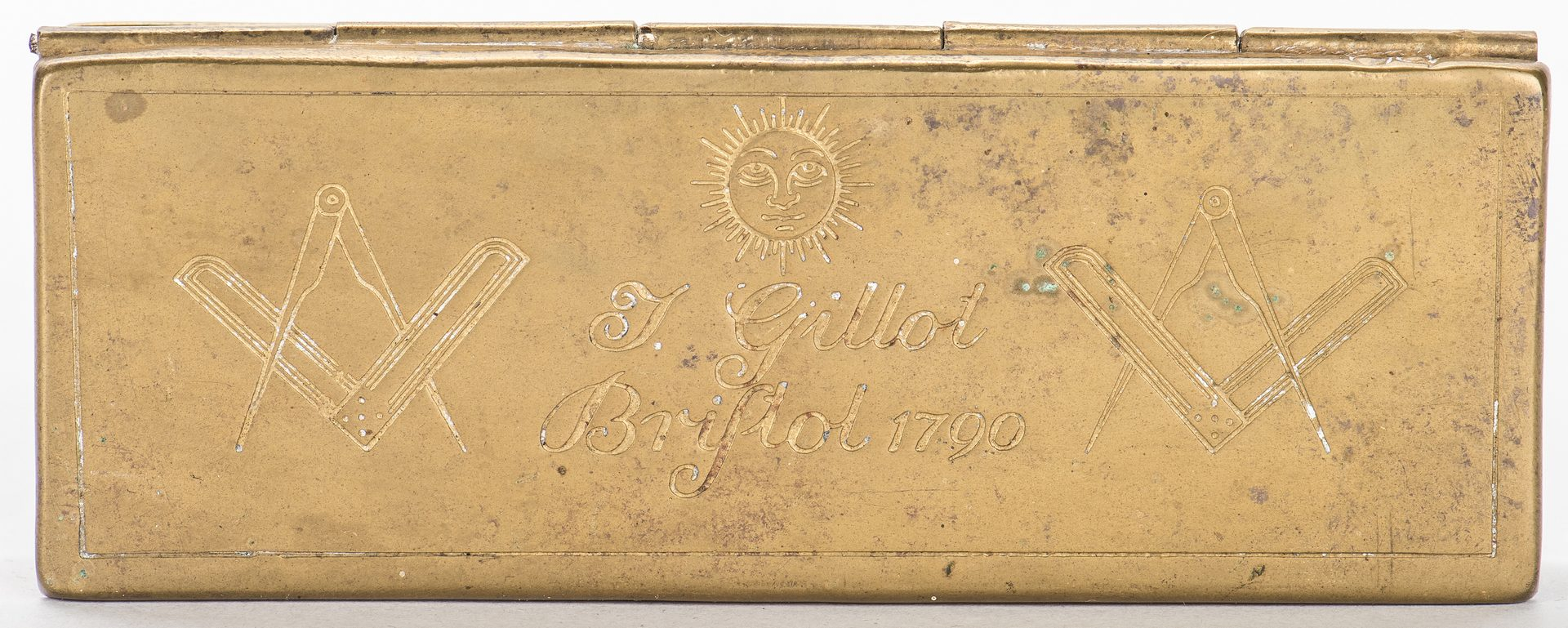 Lot 171: Collection of 7 Boxes, inc. Masonic