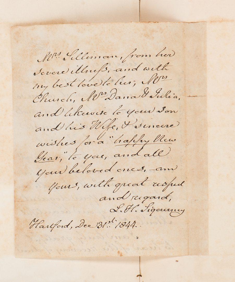 Lot 248: Presidential/Civil War Autograph Albums plus Henry Longfellow Letter