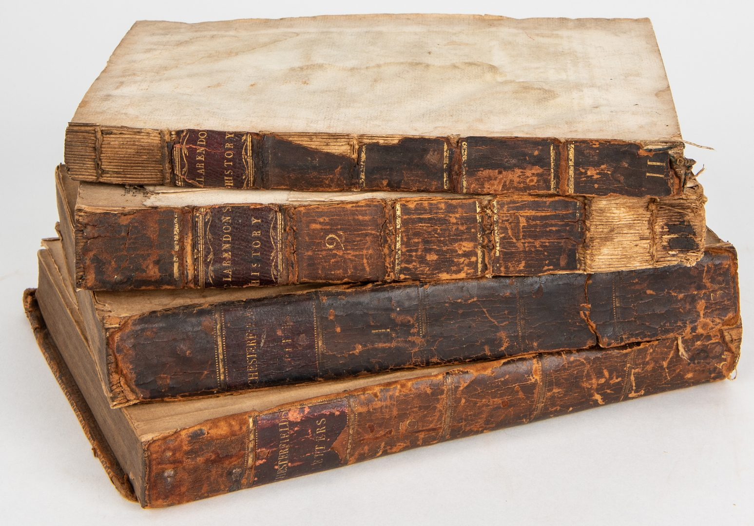 Lot 260: 4 John Marshall books, inc. 3 signed