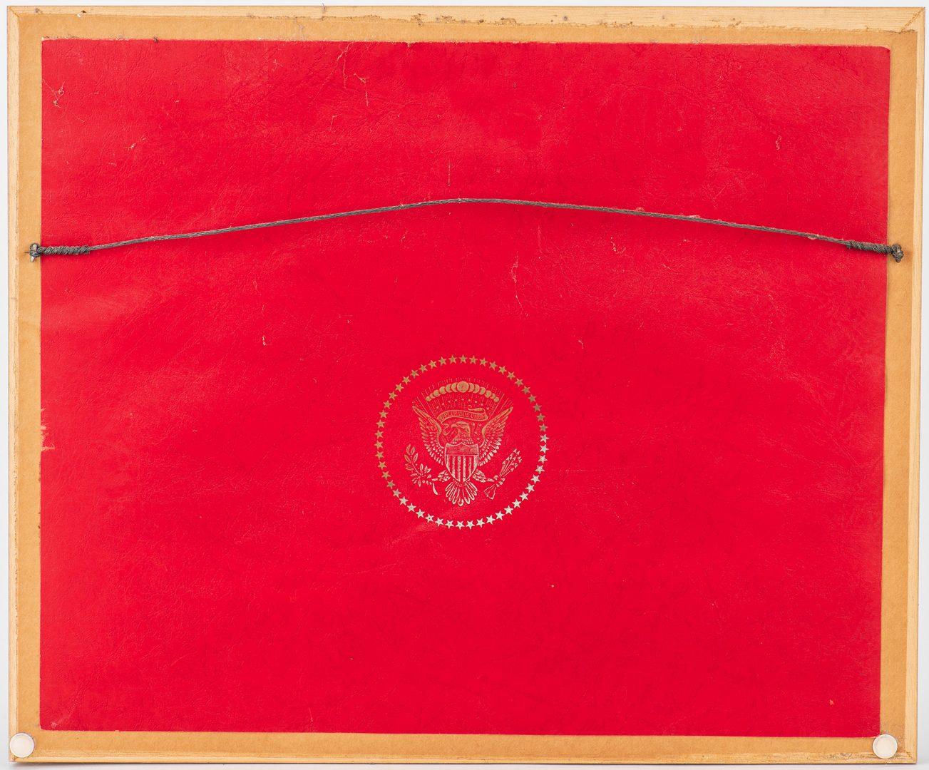 Lot 295: 3 John F. Kennedy Christmas Cards