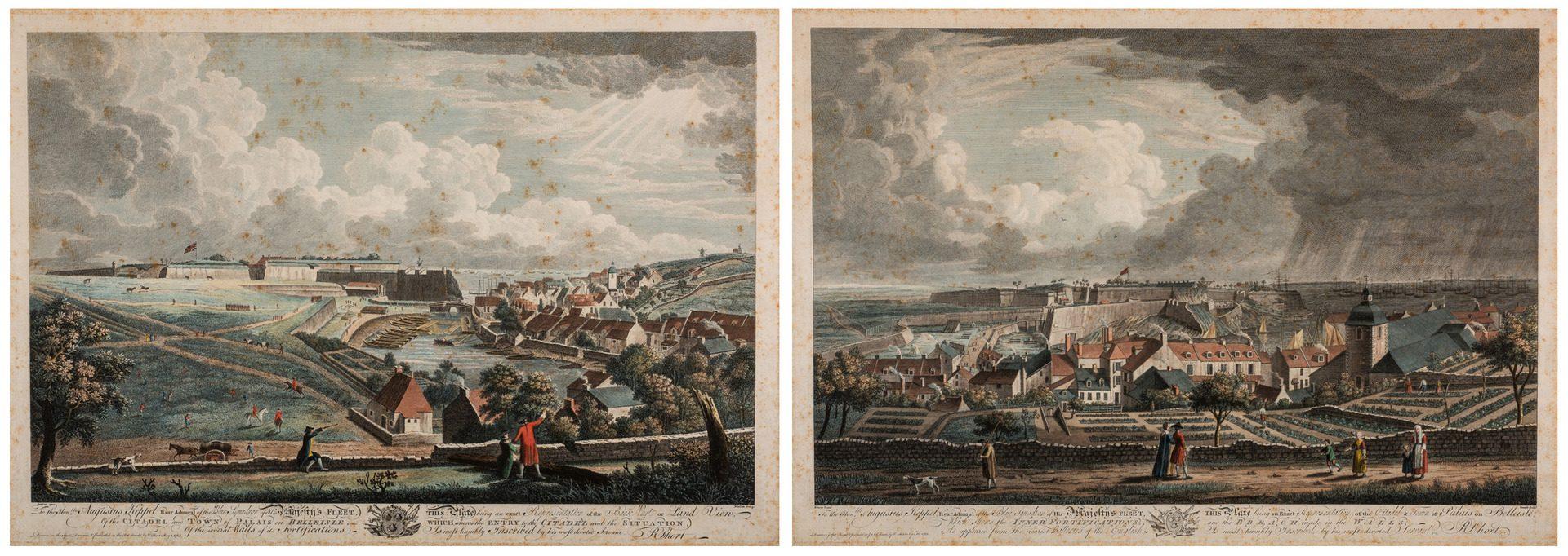 Lot 297: 2 Admiral A. Keppel Maritime Prints