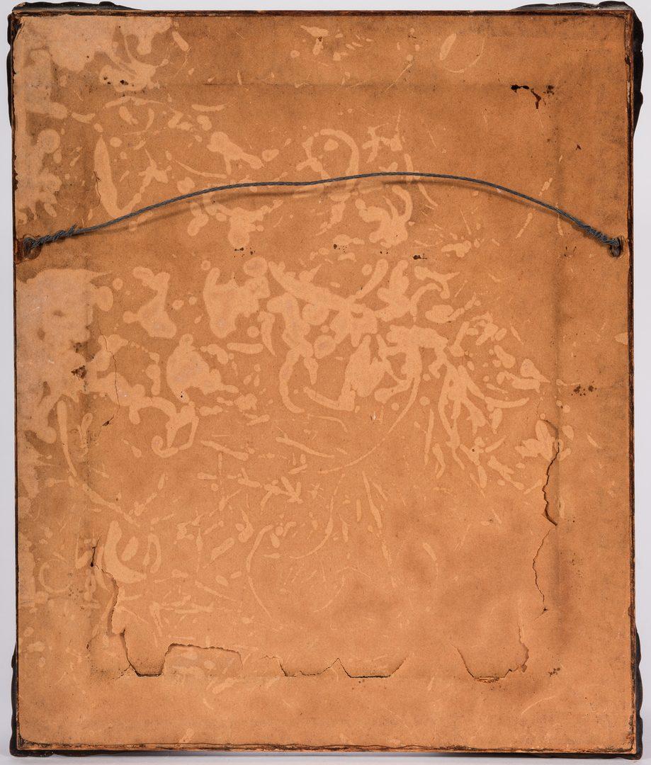 Lot 300: Bertel Thorvaldsen Drawing of a Cherub